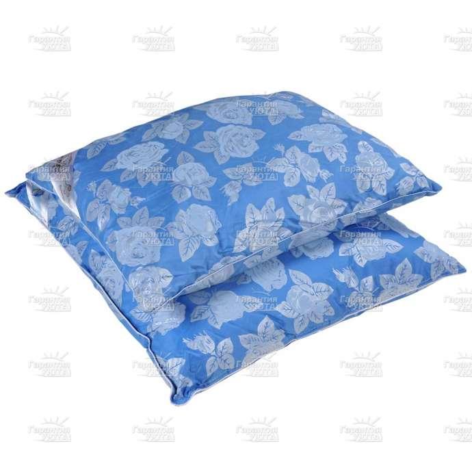 Подушка Лебяжий пух (мягкая)